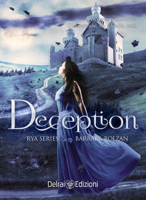 Copertina Deception – Rya Series vol. III di Barbara Bolzan per Delrai Edizione