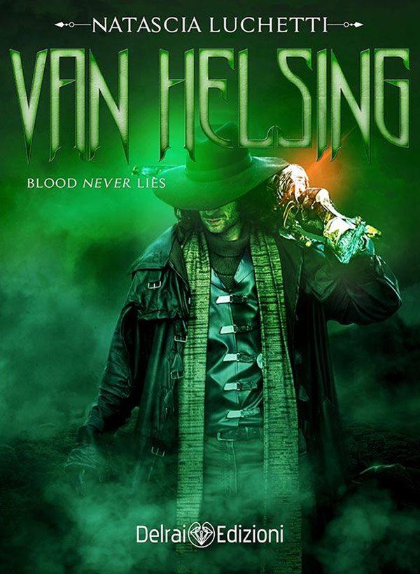 Van Helsing di natascia luchetti copertina delrai